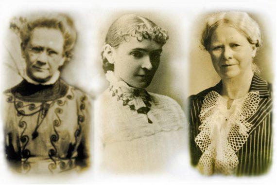 青山学院と「母の日」  ~日本に母の日を提唱した三人の女性~
