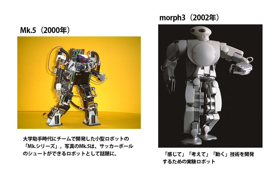 ロボットたち1