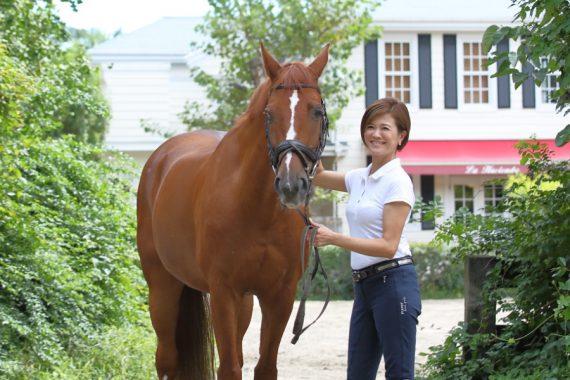 人馬一体で挑んだオリンピック〈卒業生・北井 裕子さん〉