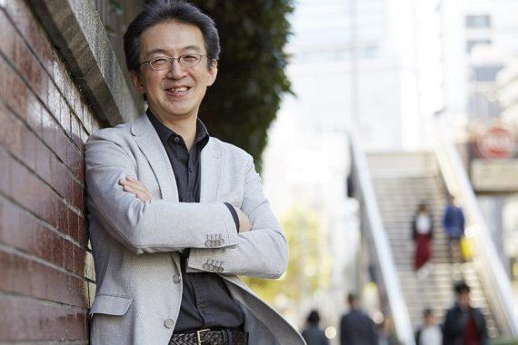 渋谷の今と未来を見つめ続ける〈卒業生・西 樹さん〉