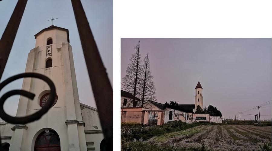 清朝時代の教会