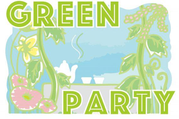 青山学院の四季彩-グリーンパーティーへようこそ-赤い実に気をつけろ