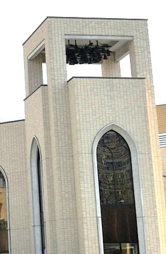 小礼拝堂外部