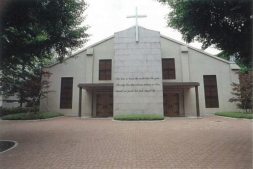 旧大学礼拝堂白