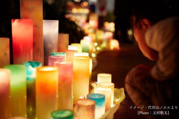 期間限定! 青山キャンパス ライトアップ(11/11~)