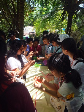 フィリピン訪問プログラム