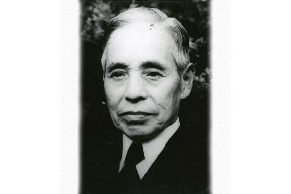 戦争の頃、青山学院の存続を守った二人の院長 2.小野徳三郎
