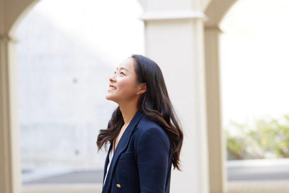 日本代表として挑む東京オリンピック〈卒業生・山崎アンナさん〉