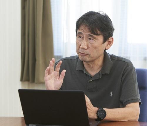 大学稲積宏誠教授(コロナとの闘い座談会 青山学院)