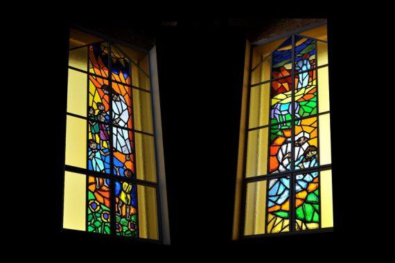 青山学院のステンドグラス〈2〉 初等部