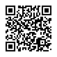 アオガクプラス ツイッター QRコード