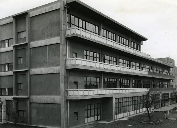 新校舎1961