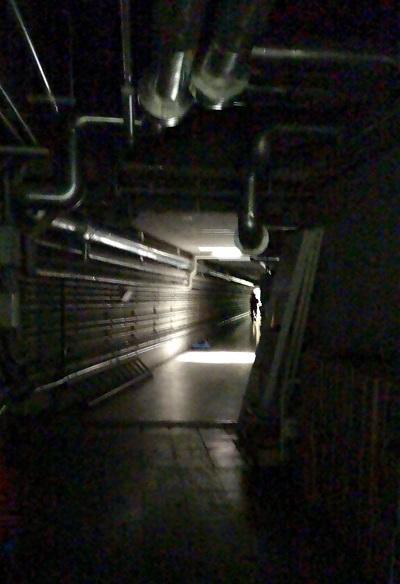 短大地下通路1