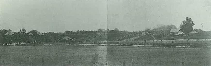 第1官園(1868年)(遺跡調査資料より)