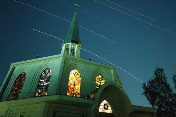 青山学院の礼拝堂・ステンドグラス 特別編 厚木キャンパスのウェスレー・チャペル